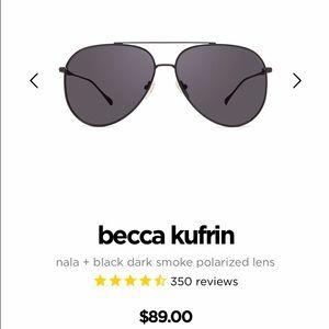 Diff Eyewear Sunglasses - Becca Kufrin